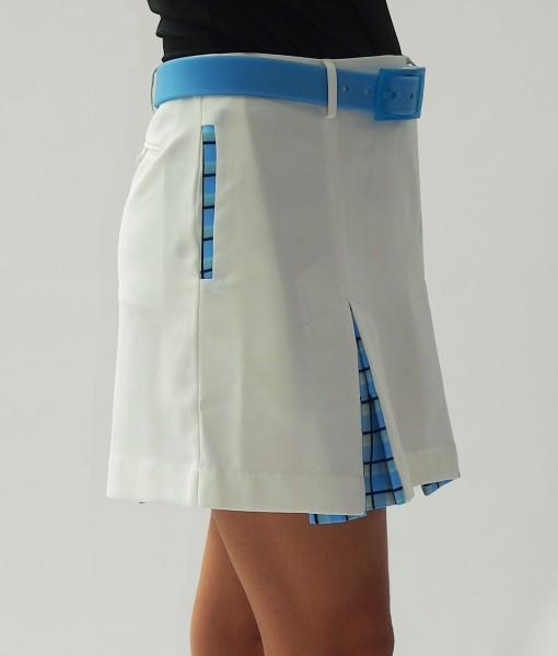 Women's Golf Apparel Hobbs Skirt White