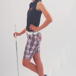 Women's golf apparel - Kingston Shorts