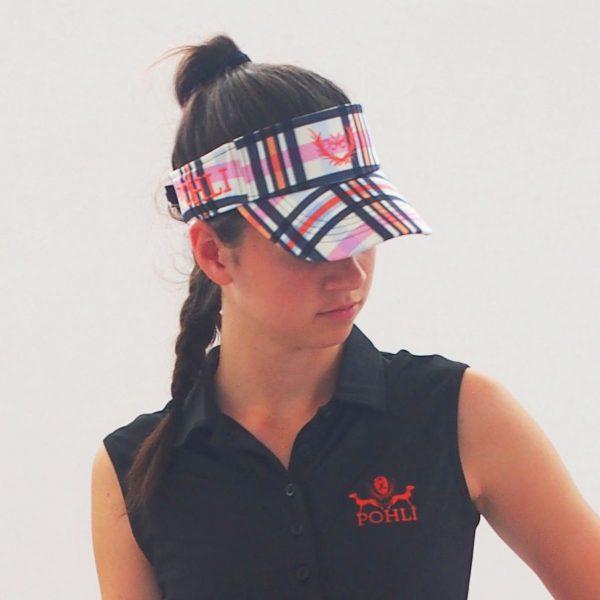 Women's Golf Apparel Visor Sadler