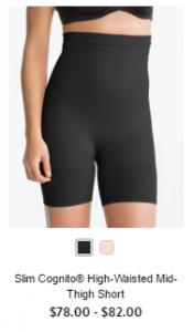 spanx high waist