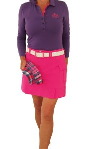 Women's golf apparel, Women's golf visor, Women's golf wear, Women's golf top
