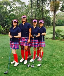 Women's golf team, Women's golf wear, Women's golf apparel, Women's golf team outfit, golf team outfit, Women's Golf Skort, Women's Golf Skirt.